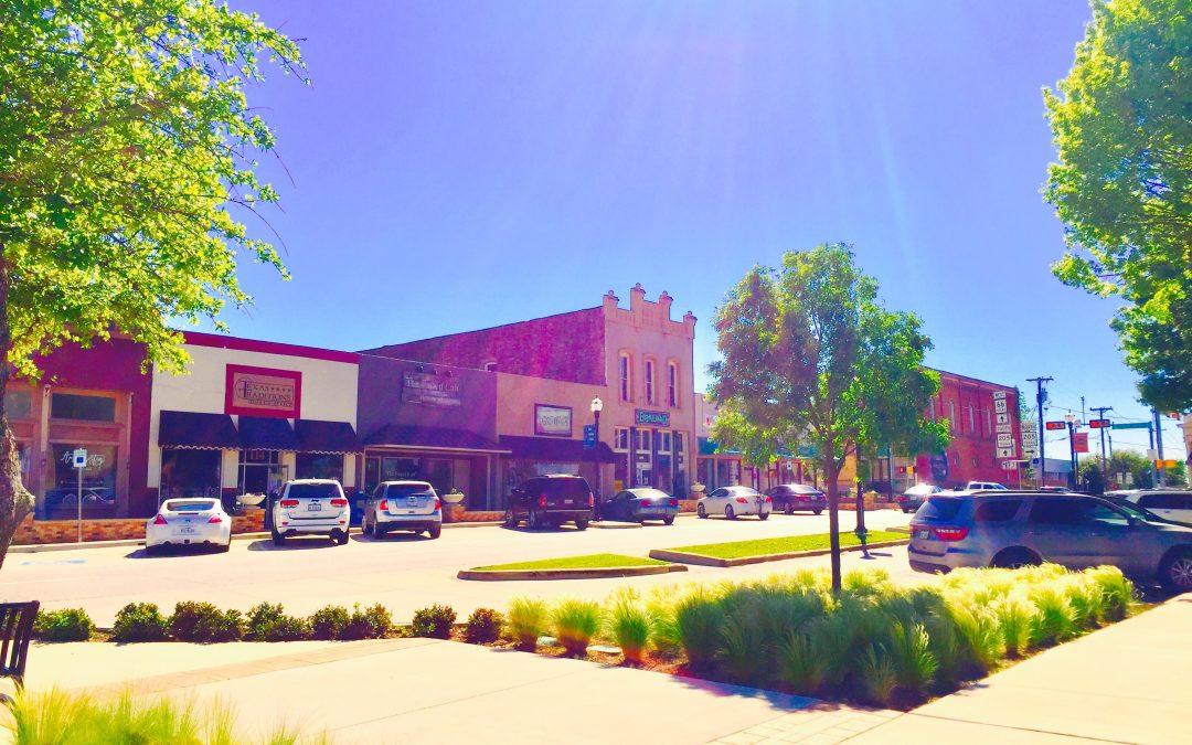 Downtown Rockwall